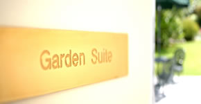 View Our Garden Suite